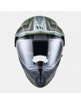 Synchrony Duo Tourer Green Military/Black
