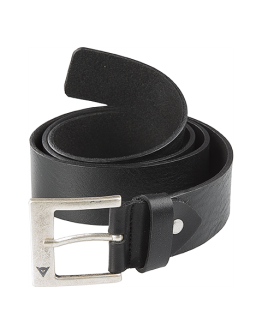 Leather Belt Evo Black 105cm