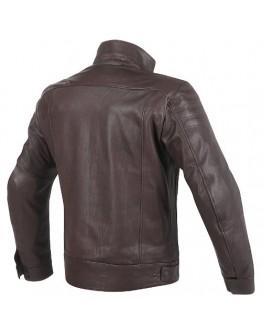 Bryan Leather Jacket Brown