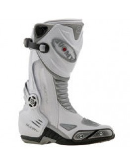 Suomy Extreme Boots White/Grey