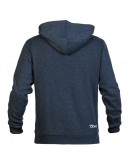 Μπλούζα Hoodied Floral The Doctor Fleece Grey