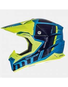 Synchrony Spec Blue/Fluo Yellow