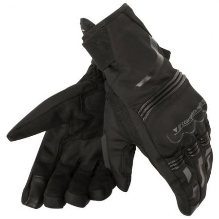 Dainese Tempest D-Dry Short Gloves Black