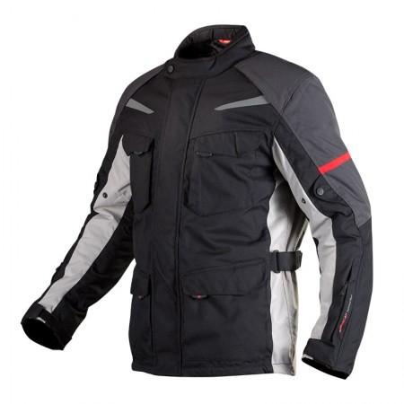 Nordcap K2 Jacket Black/Grey