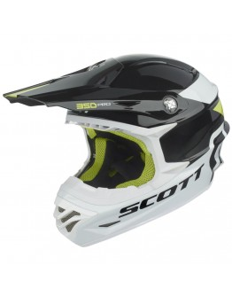 Scott 350 Pro Race Black/Green