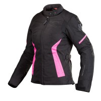 Nordcode Glory II Lady Jacket Black/Fouchsia