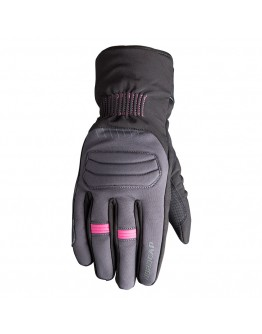 Nordcap Sprint Softshell Lady Γάντια Black/Pink