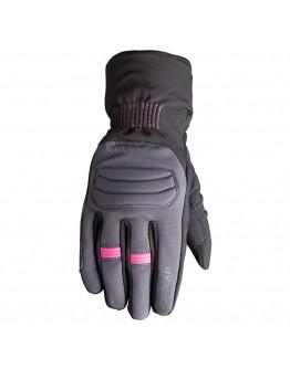 Nordcap Sprint Softshell Lady Γάντια Black/Pink