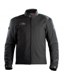 Nordcap Racer Jacket Black