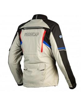 Adventure 4 Season Jacket Fluo Grey/Blue