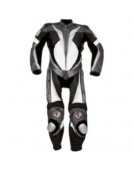 Suomy Racing Suit Cyta 50 Black/Grey