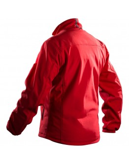 Softshell Jacket Red