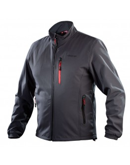 Nordcap Softshell Jacket Gray