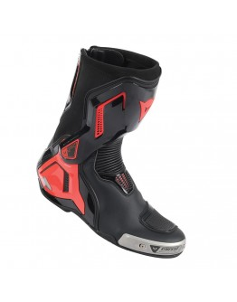 Dainese Torque D1 Out Black/Fluo Red