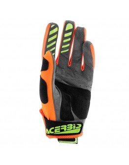 Acerbis Γάντια ΜΧ Χ2 Fluo-Yellow/Fluo-Red