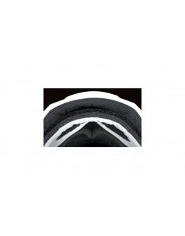 Scott Tyrant Race Black/Green Lens Chrome Works