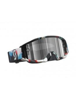 Scott Tyrant Sensory White Lens Silver Chrome AFC Works