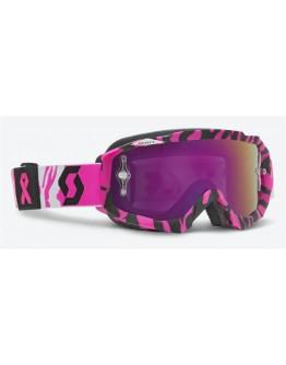 Scott Μάσκα Hustle MX Limited BCA Black/Pink