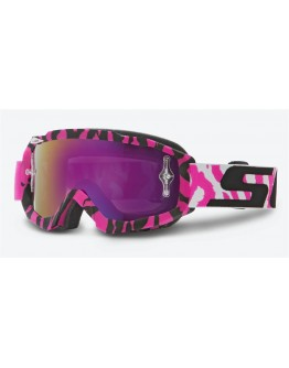 Scott Hustle MX Limited BCA Black/Pink