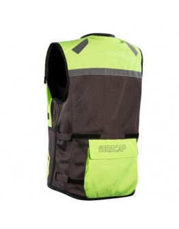 Nordcode Safety Vest Grey/Fluo