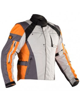 Nordcap 6 Days WR Jacket Gray/Orange