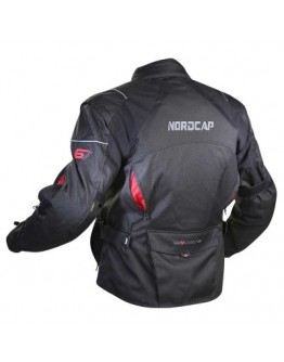 Nordcap 6 Days WR Jacket Black