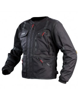 Nordcap Summer Tech Jacket Black