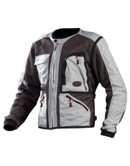 Nordcap Summer Tech Jacket Grey