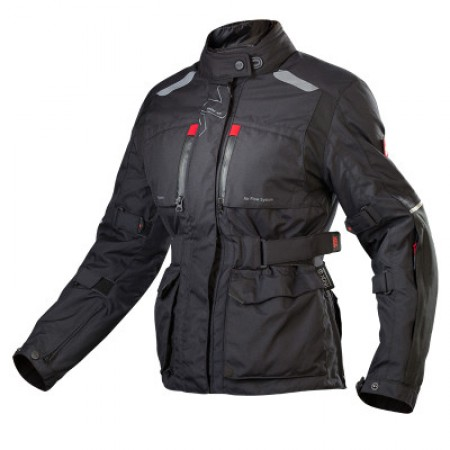 Nordcap Adventure Lady Jacket Black