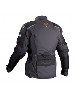 Nordcap Dakar II Knox Jacket Antracite/Black