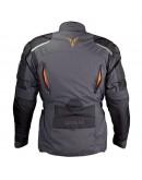 Nordcap Dakar II Knox Jacket Antracite/Black