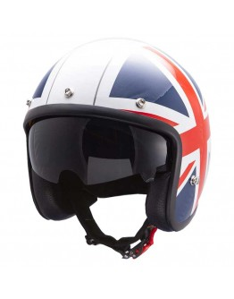 Le Mans SV Flag UK Red/White/Blue