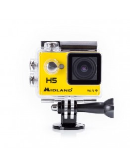 H5 Full HD & WiFi Action Camera