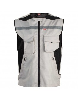 Nordcap Summer Vest Grey