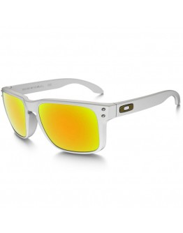 Oakley Holbrook White Gold