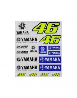 Yamaha VR46 Big Stickers