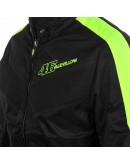 46 VALEYELLOW Biker Jacket