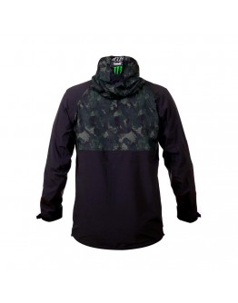 46 Monster Camp Windbreaker Camo