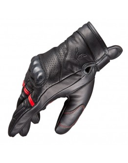 Nordcap GT-Carbon Goves Black/Red