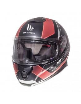 Thunder 3 SV Trace Matt Black/Red