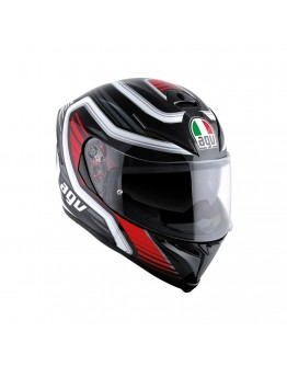 Agv K-5 S Firerace Black/Red