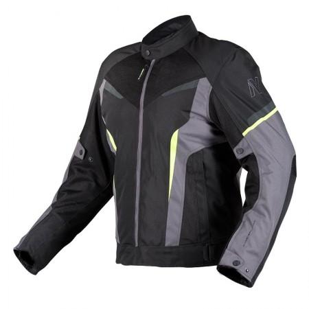 Nordcap Apollo Jacket Black/Grey