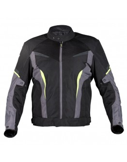 Nordcap Apollo Jacket Black/Grey