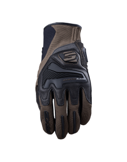 Five RS4 Gloves Brown/Black