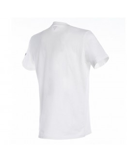 Dainese T-Shirt White/Black