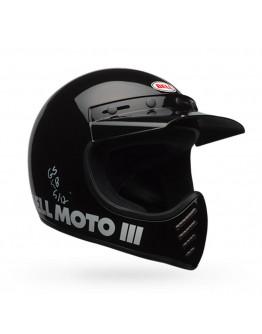 Moto 3 Classic Black