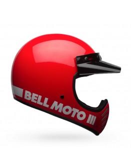 Moto 3 Classic Red