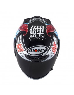 Apex Jap Black Red