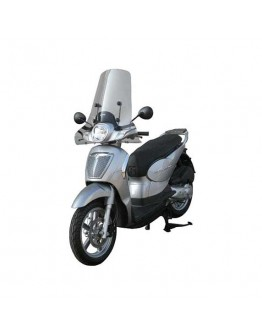 Fabbri Ζελατίνα Aprilia Scarabeo 125/200/Light 07-11 Top Alto Clear