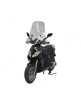 Fabbri Ζελατίνα Aprilia Sportcity One 50-125 08-11 Top Alto Clear